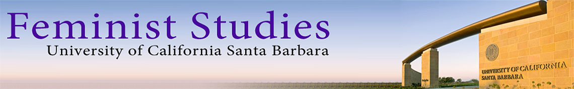 Department of Feminist Studies - UC Santa Barbara